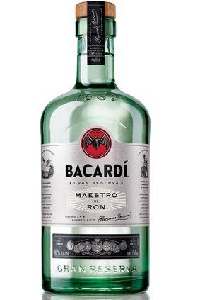 Product Launch - Bacardis Bacardi Gran Reserva Maestro de Ron