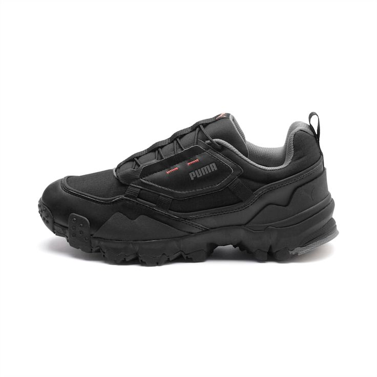 PUMA Trailfox Overland Mts Grid Running Shoes in Grey size