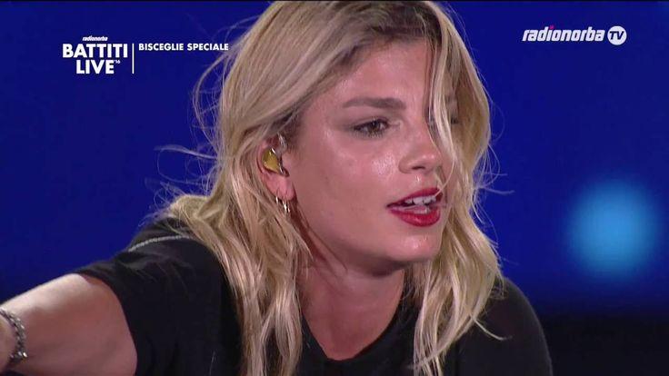 Emma Marrone - Battiti Live 2016 - Bisceglie