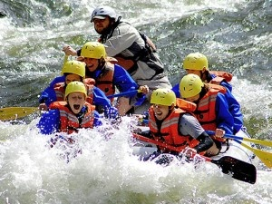 Best White Water Rafting Tennessee With Kids