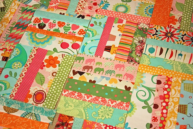 I need to make this using my scraps!: Scrap Quilts, Color