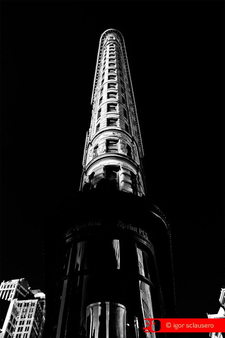 flatiron building  © Igor Sclausero #manhattan #newyork #flatiron #building