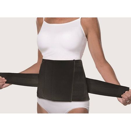 Shrinkx Postpartum Belly Wrap | UpSpring Baby  The only postpartum support wrap I've found that allows you to change compression by area. The Bellyfit ones come in certain sizes and sip or have hook closures. The Belly Bandit is velcro but one flat panel making it difficult  to make the top tighter than the bottom.