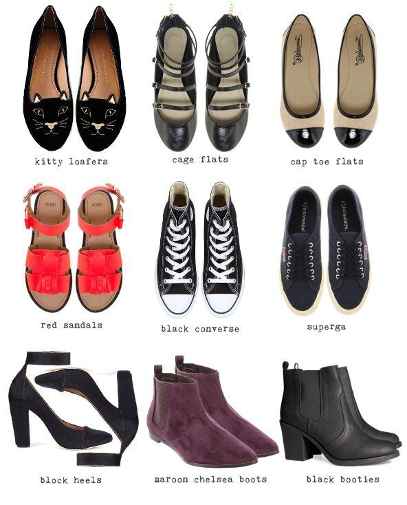 alexa chung's style essentials