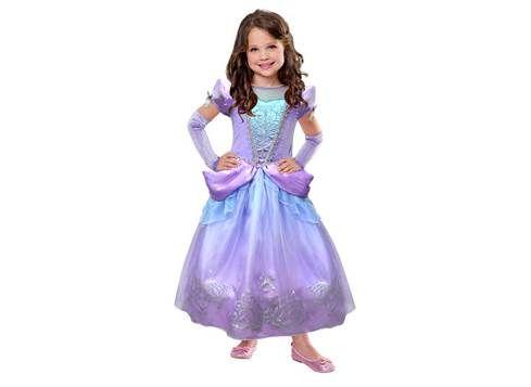 Maise: Lilla prestige prinsessekjole
