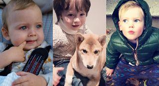 Los 12 nombres más bonitos para niño (tomados de las celebs)