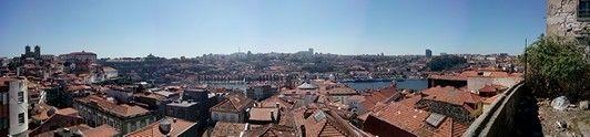 Panorama di #porto in #portogallo