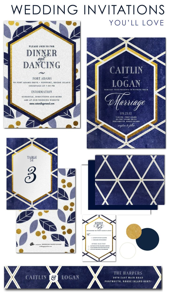 Wedding Paper Divas: Wedding Invitations You'll Love