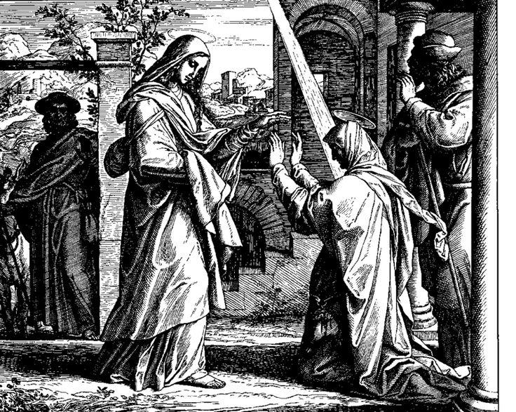Die Bibel in Bildern – Wikimedia Commons   – Auferstehung Jesus
