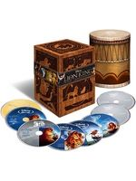 The Lion King 8-disc Trilogy Collection Blu-ray Combo Pack