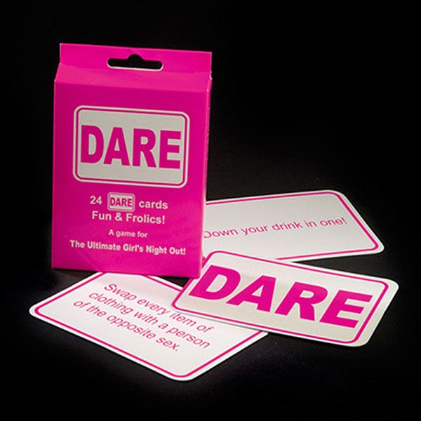 A Fantastic Fun Hen Night The Dare Cards Is Great If You Want To Have Party With 24 Orted Dares And Challenges