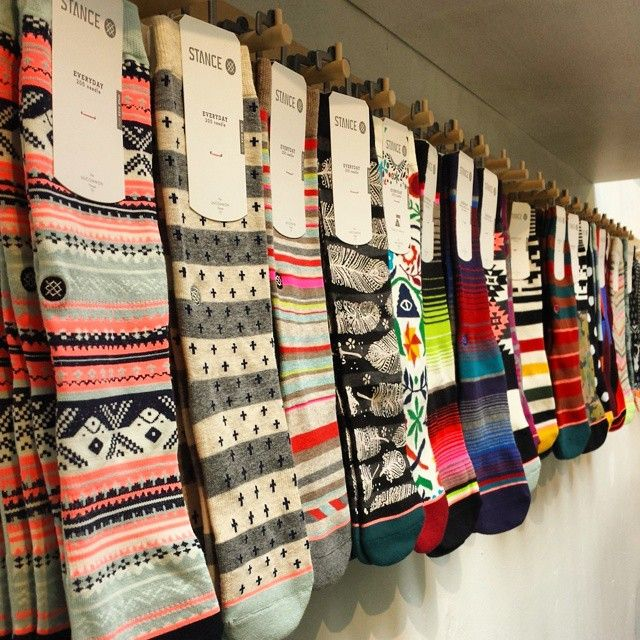 Stance Socks display for Women - shopresouL