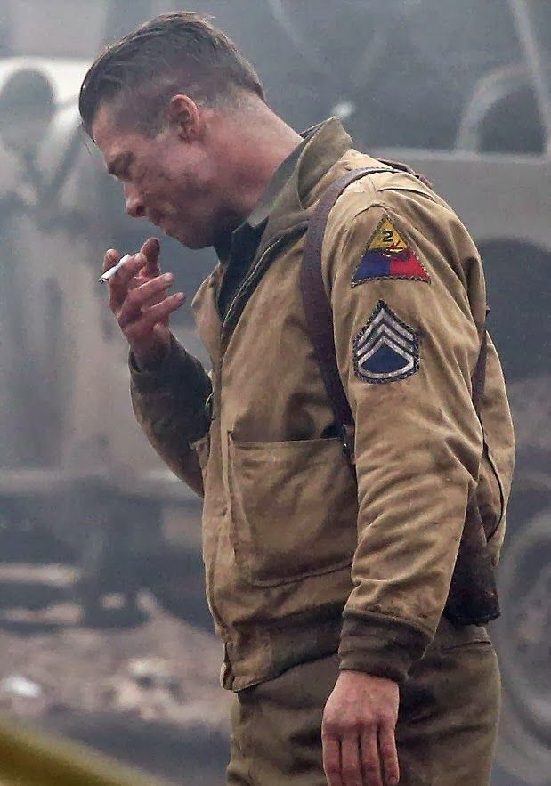 Best FURY HİDDET DELİRMİŞ KAFAYI YEMİŞ TANK Images On - New official trailer fury starring brad pitt