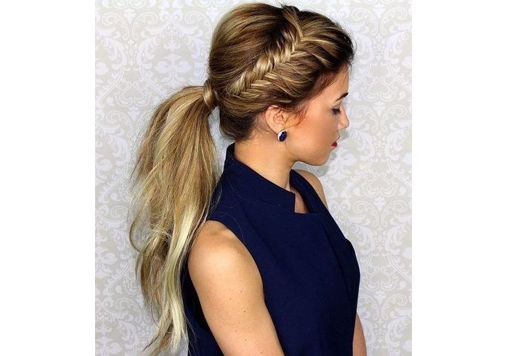 Tanti stili per raccogliere i capelli in una coda di cavallo, non solo quando i capelli sono sporchi ma anche per cambiare. Idee classiche e particolari della ponytail