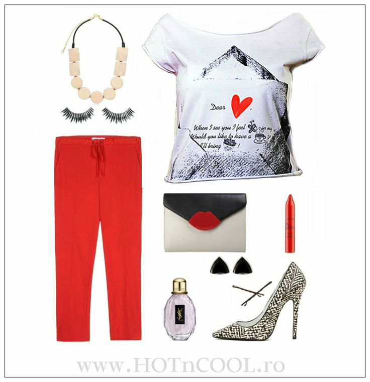 #HOTnCOOL #Love #Letter #TShirt