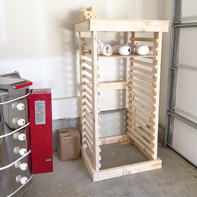 Drying Cabinet For Pottery Studio ~ Best ideas about pottery studio on pinterest ceramic