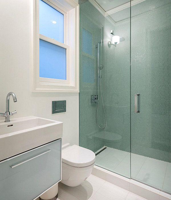 Ideas de diseño pequeño cuarto de baño que maximizan el espacio otros  Decoracion ideas