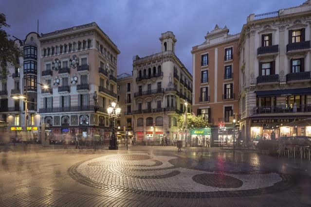 The Top 10 Adventures on Las Ramblas: Keep Your Chin Up and Look at the Architecture