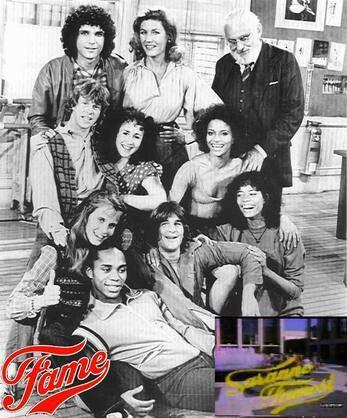 Saranno famosi è una serie televisiva (nell'originale in inglese intitolata Fame), composta da 136 episodi, di 60 minuti l'uno e divisi in 6 serie (o stagioni), creata da Christopher Gore sulla scia del successo dell'omonimo film di Alan Parker.