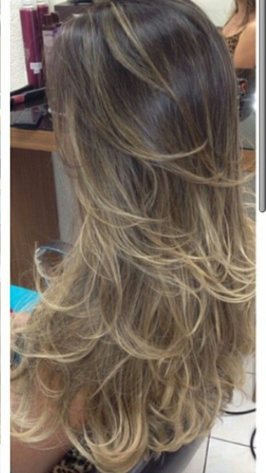 Need to update my front half! #californianas. Pedirlo en mi proximal visita al estilista