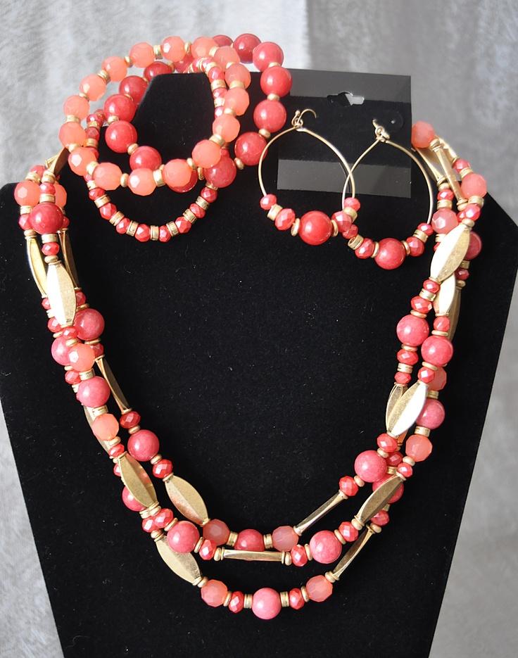 Razzmatazz by Premier Designs Jewelry. Ahhhh... Spring is ...