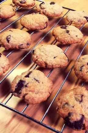 ざっくり卵なしチョコチップクッキーの画像
