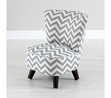 The Most Adorable Childrenu0027s Chair That Makes Me Wish I Were A Little Kid.  Grey. Chevron ...