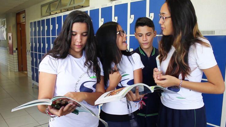 Este vídeo foi produzido em homenagem a todos os alunos e alunas da Rede Sagrado - Colégios Sagrado Coração de Maria pelo Dia do Estudante 2017.