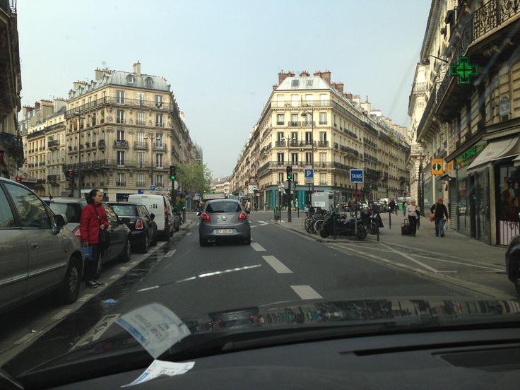 Boulevard Hausman