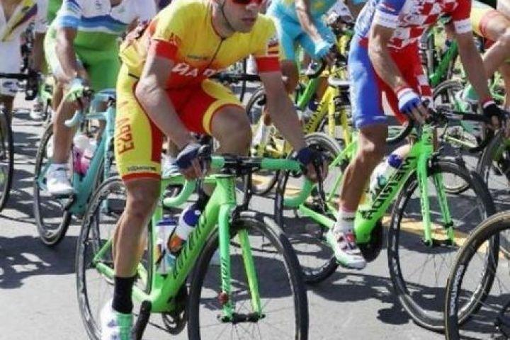 Druga etapa Biciklistilke trje Tour of Croatia 2017 vozila se Trogir - Biokovo (3)