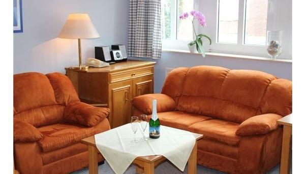 Ferienwohnung / Appartement 104, Wohnraum