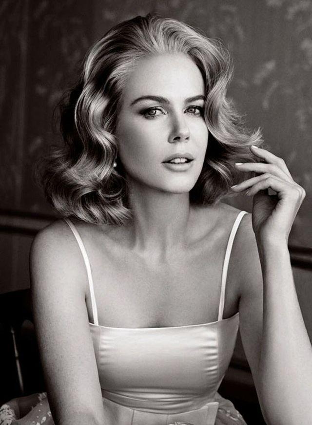 Grace of Monaco - inspiração de penteado clássico e elegante