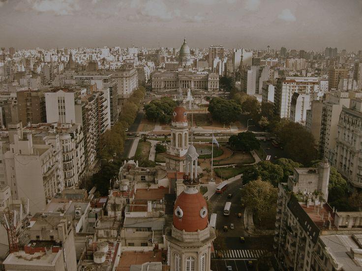 Buenos Aires, Palazzo Barolo view