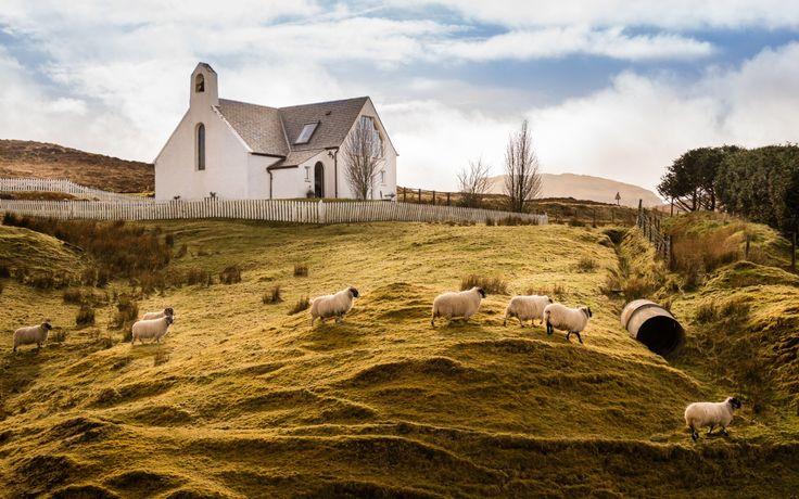 Remote Cottage Scotland, Remote Isle of Skye Cottage Supernova