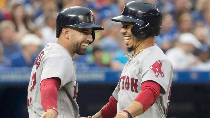 Melissa Couto     Recap Xander Bogaerts drives in tie-breaking run for Boston   ByMelissa Couto, The Canadian Press Posted: Jul 01, 2017 12:11 AM ET Last Updated: Jul 01, 2017 12:11 AM ET      Xander Bogaerts drove in Hanley Ramirez for the tie-breaking run in the 11th inning... - #Baseball, #Blue, #CBC, #Extra, #Innings, #Jays, #Pull, #Red, #Sox, #Sports, #World_News