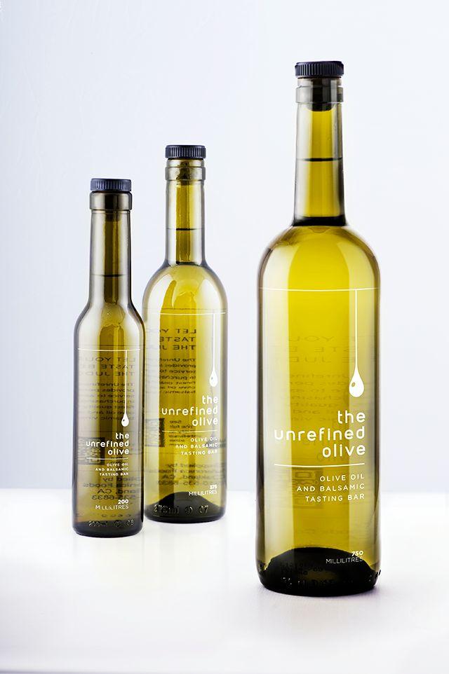 unrefined olive - brand