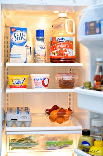 Spring Clean Your Fridge – Greenly and Cheaply
