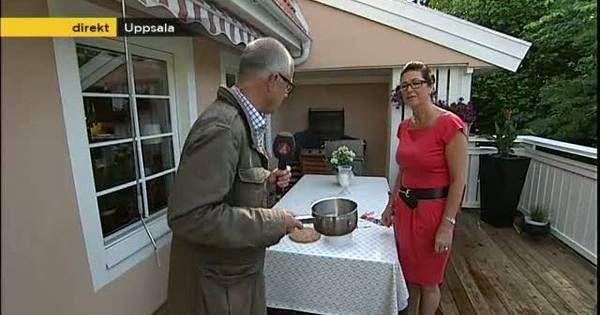 Lelle Modig och Marlene Eriksson kommer med städtips inför midsommar.