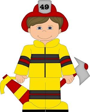 Clip Art Firefighter Clip Art 1000 images about firefighter clip art on pinterest boys