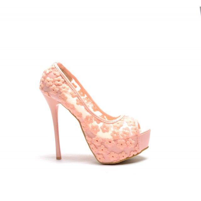 Pantofi Stone Roz (Roz)