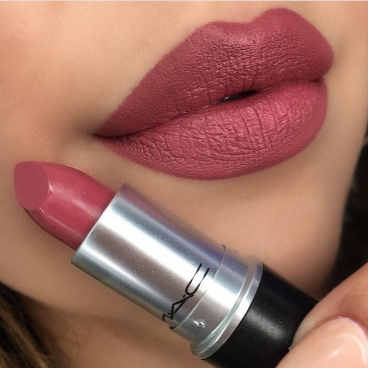 Diese 32 wunderschönen Mac Lipsticks sind fantastisch – – Make-up für Haare un…