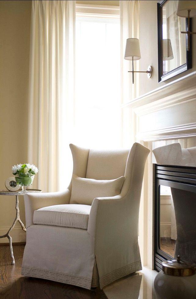 #GreekKey Chair Beautiful chair with Greek Key detail.