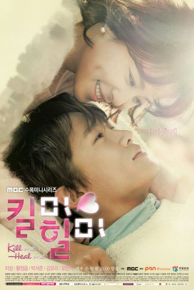 Kill me heal me, one of the best korean dramas and it's  really funny.