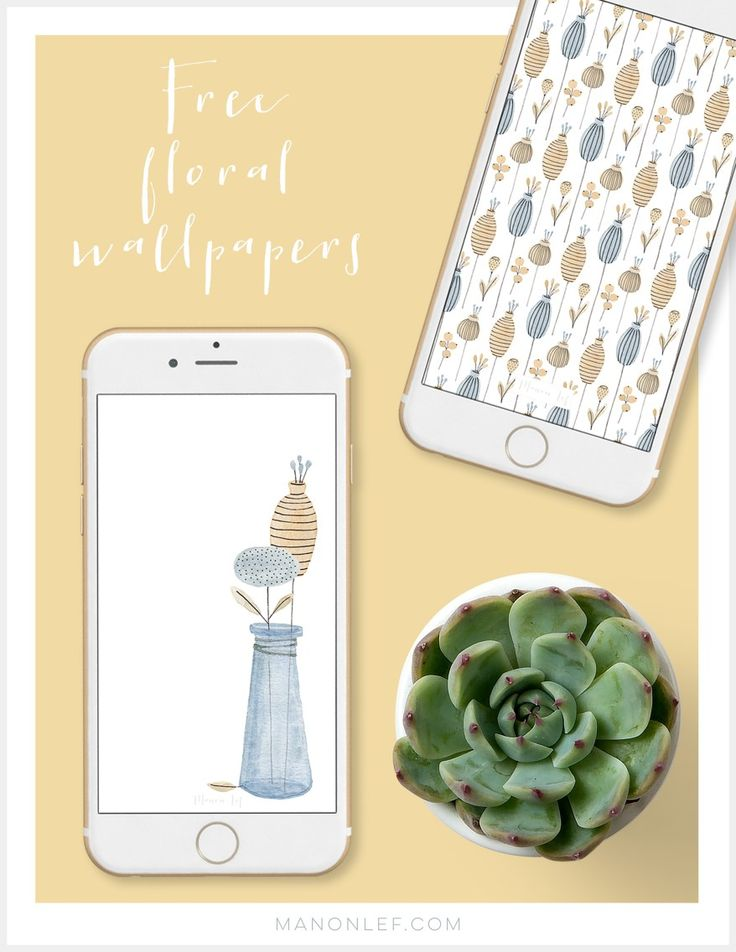 free wallpapers with florals for iphone 5 6 6plus 7 and 7plus