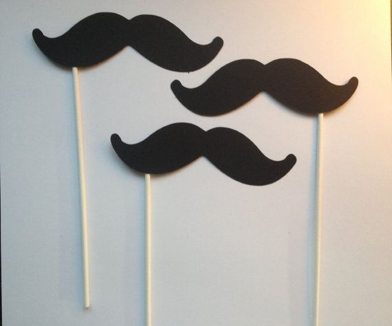 Mustache Photo Props,Little Man First Birthday,Baby Showers,Mustache Straws,Mustache Photo Prop,Mustache Party Decor,Bachelorette via Etsy