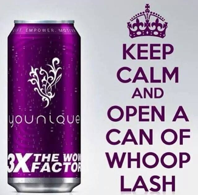 Every mascara promises you that it will make your lashes look long. Younique makes sure they are long! Try the 3D fiber lash mascara by clicking on my party link below. Remember your covered if you don't love it!