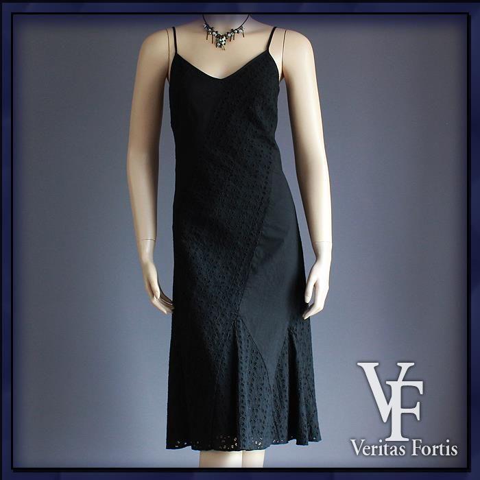 M Sspencer Czarna Sukienka Haft Z Bawelny 38 M 7005067904 Oficjalne Archiwum Allegro Dresses Fashion Slip Dress
