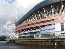Gales - Millennium Stadium, en Cardiff.