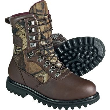Cabela S Men S Iron Ridge Hunting Boots With Gore Tex And