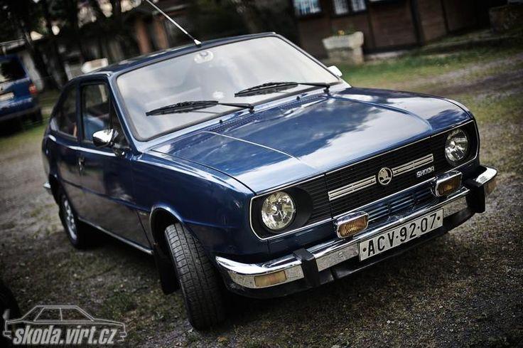 Škoda Garde Rapid